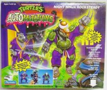 Teenage Mutant Ninja Turtles - 1993 - AutoMutations - Night Ninja Rocksteady