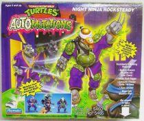 Teenage Mutant Ninja Turtles - 1993 - AutoMutations - Night Ninja Rocksteady