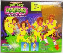 Teenage Mutant Ninja Turtles - 1993 - Mutations - Mutatin\' April