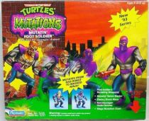 Teenage Mutant Ninja Turtles - 1993 - Mutations - Mutatin\' Foot Soldier