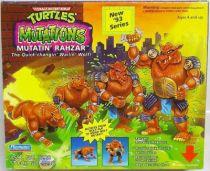 Teenage Mutant Ninja Turtles - 1993 - Mutations - Mutatin\' Rahzar
