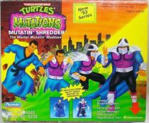 Teenage Mutant Ninja Turtles - 1993 - Mutations - Mutatin\' Shredder