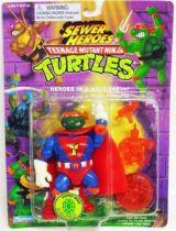 Teenage Mutant Ninja Turtles - 1993 - Sewer Heroes - Super Mike