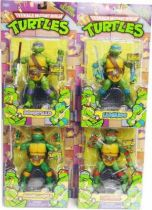 Teenage Mutant Ninja Turtles - 2012 - Classic Collection - Set of 4 Turtles : Leo, Raph, Mike and Don