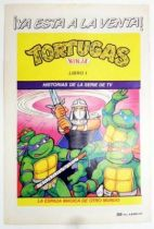 Teenage Mutant Ninja Turtles - Comic Book Ediciones Zinco - Aventuras Tortugas Ninja #6
