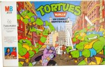 Teenage Mutant Ninja Turtles - MB board game