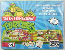 Teenage Mutant Ninja Turtles - Parker 3-D board game