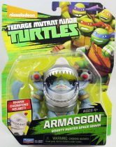 Teenage Mutant Ninja Turtles (Nickelodeon) - Armaggon