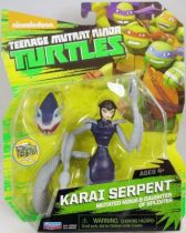 Tortues Ninja (Nickelodeon) - Karai Serpent