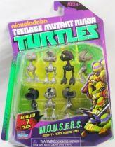 Tortues Ninja (Nickelodeon) - M.O.U.S.E.R.S.
