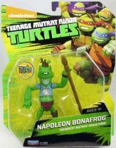 Tortues Ninja (Nickelodeon) - Napoleon Bonafrog