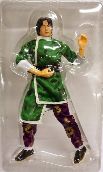 Tekken Tag Tournament - Lei Wulong - 12\\\'\\\' figure - Epoch