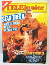 TELE Junior - Mensuel n°41 - Star Trek II : La Colère de Khan (poster)