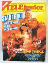 TELE Junior - Monthly n°41 - Star Trek II: The Wrath of Khan (poster)