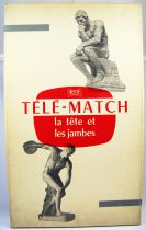 Télé Match : La tête et les jambes - Jeu de Plateau - Capiepa 1964