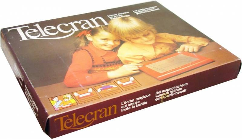 Telecran (Magic Screen) - Model Toys Ltd.