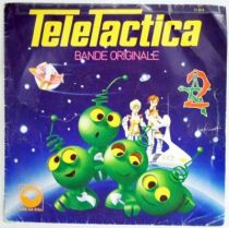 TeleTactica - Mini-LP Record - Original Soundtrack - Arc en Ciel Records 1982