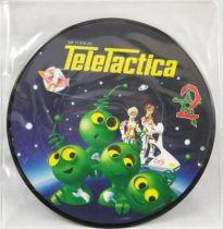 Teletactica - Picture-Disque 45Tours promotionnel - Bande Originale - Arc En Ciel 1982