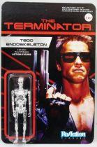 Terminator - ReAction - T-800 Endoskeleton (chrome)