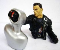 Terminator 2 - Collectible Figures - T800 vsT1000