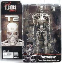 Terminator 2 - Endoskeleton - Cult Classics series 3 figure