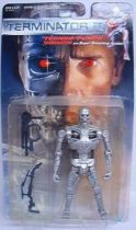 Terminator 2 - Kenner - Techno-Punch Terminator (Endoskeleton)