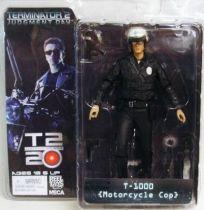 Terminator 2 - T-1000 (Motorcycle Cop) - Neca