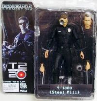 Terminator 2 - T-1000 (Steel Mill) - Neca