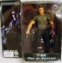 (Terminator 2 - T-800 (Man or Machine) - Neca