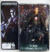 Terminator 2 - T-800 (Steel Mill) - Neca