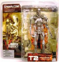 Terminator 2 - T-800 Endoskeleton - Movie Maniacs 5