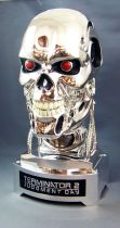 Terminator 2: Judgment Day - Ultimate Edition (Blu-Ray) - Endoskeleton Head (Studio Canal 2009)