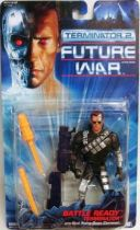 Terminator 2 Future War - Kenner - Battle Ready Terminator