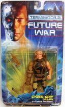 Terminator 2 Future War - Kenner - Cyber-Grip Villain