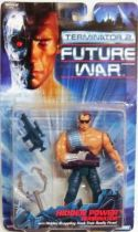 Terminator 2 Future War - Kenner - Hidden Power Terminator