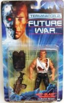 Terminator 2 Future War - Kenner - Hot-Blast Terminator