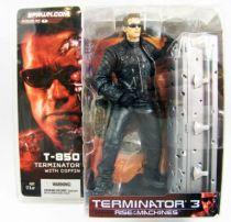 Terminator 3 - McFarlane Toys - T-850 (Terminator avec cercueil)