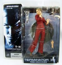 Terminator 3 - McFarlane Toys - T-X (Terminatrix)