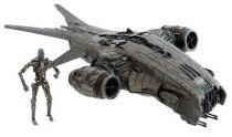 Terminator Salvation - Playmates - Hunter Killer Vehicle and T-700 Figure
