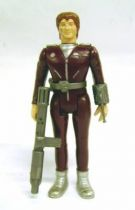 Terrahawks - Bandai Popy - Lieutenant Hawkeye (loose)