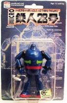 Tetsujin 28 - Micro Miracle Action Figure - Medicom (mint on card)