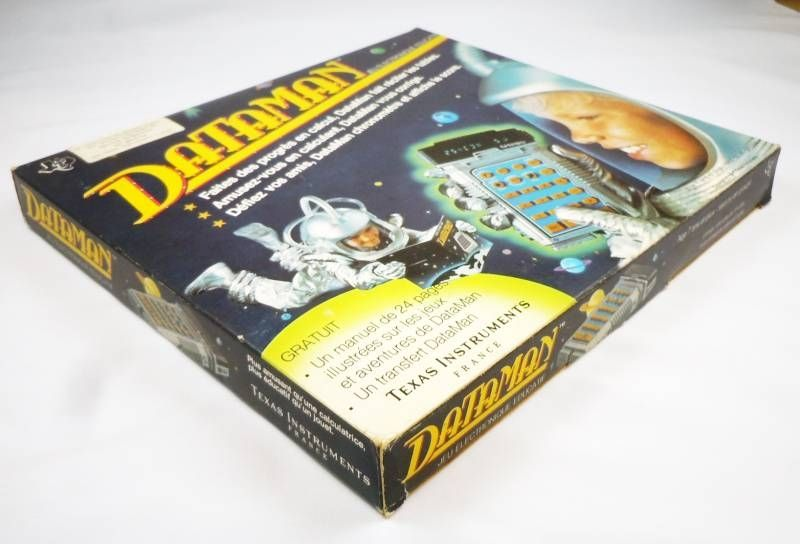 Texas Instruments France - Electronics Educational Game - DataMan