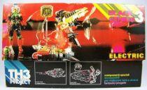 TH3 Project - Edison Giocattoli - Black Genius 3 Ref 895 (mint in box)
