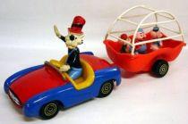 The 3 Little Pigs - Bid Bad Wolf\'s car - Politoys