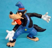 The 3 Little Pigs - Bullyland pvc figure - Big Bad Wolf