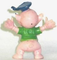 The 3 Little Pigs - Heimo pvc figure - Pig violonist