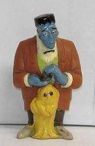 The Animated Addams Family - Lurch & Cousin Itt - HBPC soft plastic figure