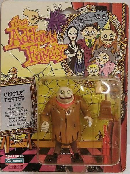 oncle fester de la famille adams