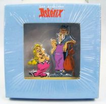 The Archives of Asterix - Atlas - Metal figures n°20 - Bonemine and Prolix