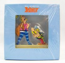 The Archives of Asterix - Atlas - Metal figures n°27 - Maestria and Astérix